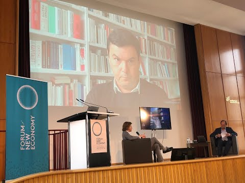 VII New Paradigm Workshop - Day 2 with Thomas Piketty, Joseph Stiglitz and Olaf Scholz