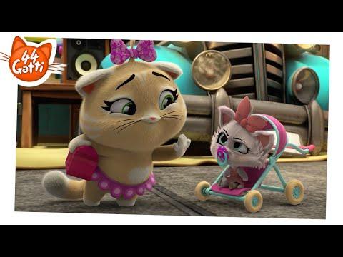 44 Gatti - serie TV | Il momento più gattastico dell'episodio 51 [CLIP]