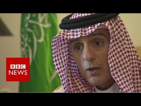 Yemen Crisis: Saudi Foreign Affairs minister speaks out - BBC News