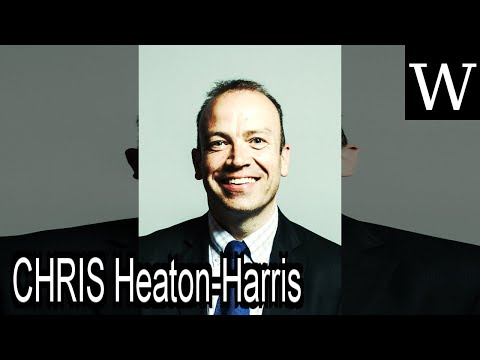 CHRIS Heaton-Harris - WikiVidi Documentary