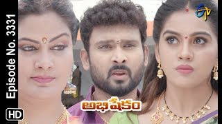 Abhishekam | 18th September 2019  | Full Episode No 3331 | ETV Telugu