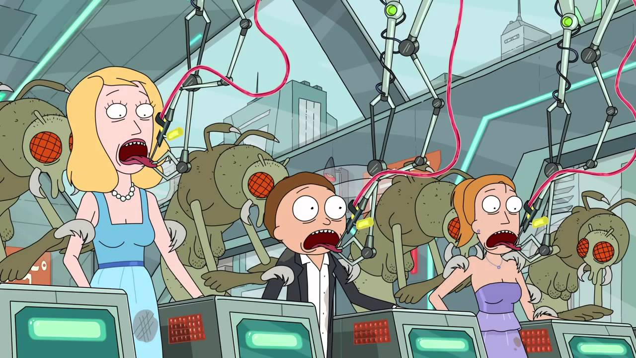 rick and morty season 2 german