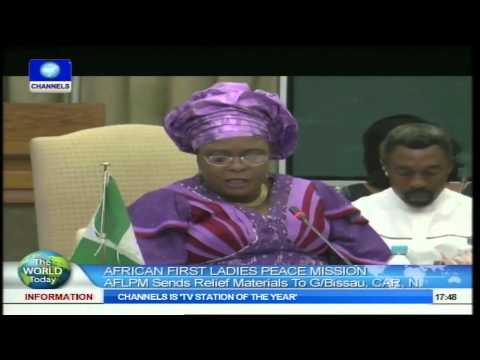 World Today: African First Ladies Exec  Bureau Holds Meeting In Pretoria
