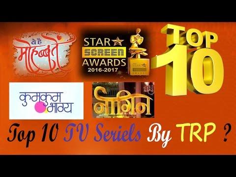Top 10 TV Serials By TRP (Jan - 2017) [week 1]