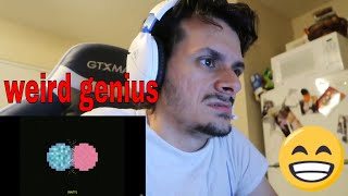 Weird Genius - Big Bang (ft. Letty) Official Music Video  Reaction