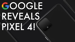 Google Pixel 4: Everything we know so far