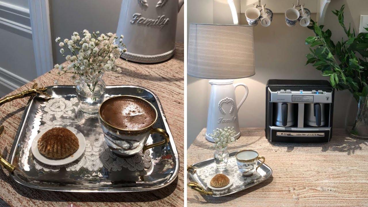 تقرير رحاب عن افضل آلة للقهوه التركيه والفرنسيه وماتغير ...