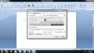 how to type numbers with the square root symbol using microsoft word tech niche