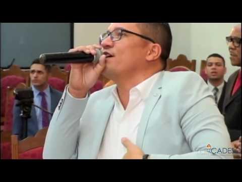 Tenho Um Chamado/Rude Cruz - Geraldo Guimarães - 1º Dia - 5º Congresso de Missões -