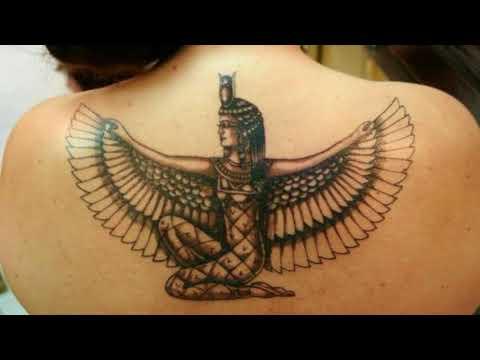 Egyptian Tattoo Designs Ideas