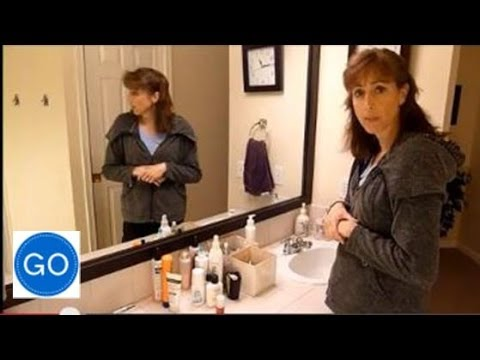 Organizing Rule: Contain Your Items: See how to Organize Your Bathroom Countertops