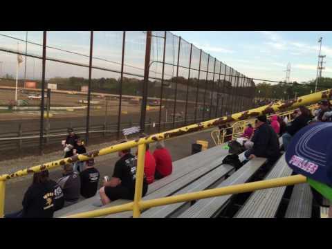Chris Bennett Racing New Egypt Speedway