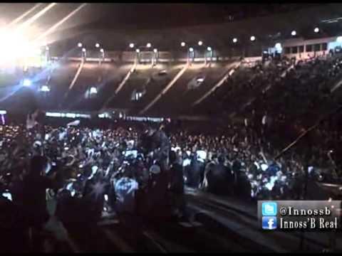 Akon - Mama Africa - Live In Zimbabwe With Innoss'B (Innocent Balume) 2010