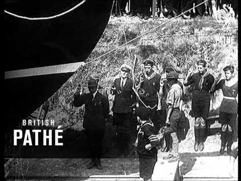 The Lone Novelist (1931)
