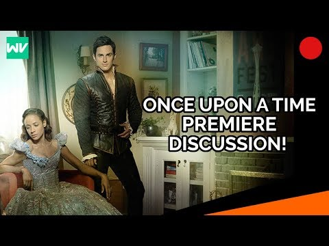 Once Upon A Time Season 7 Premiere Talk!: Live Discussion with Wotso