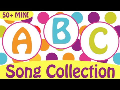 ABC Song and MORE Songs for Kids by ELF Learning - ELF Kids Videos