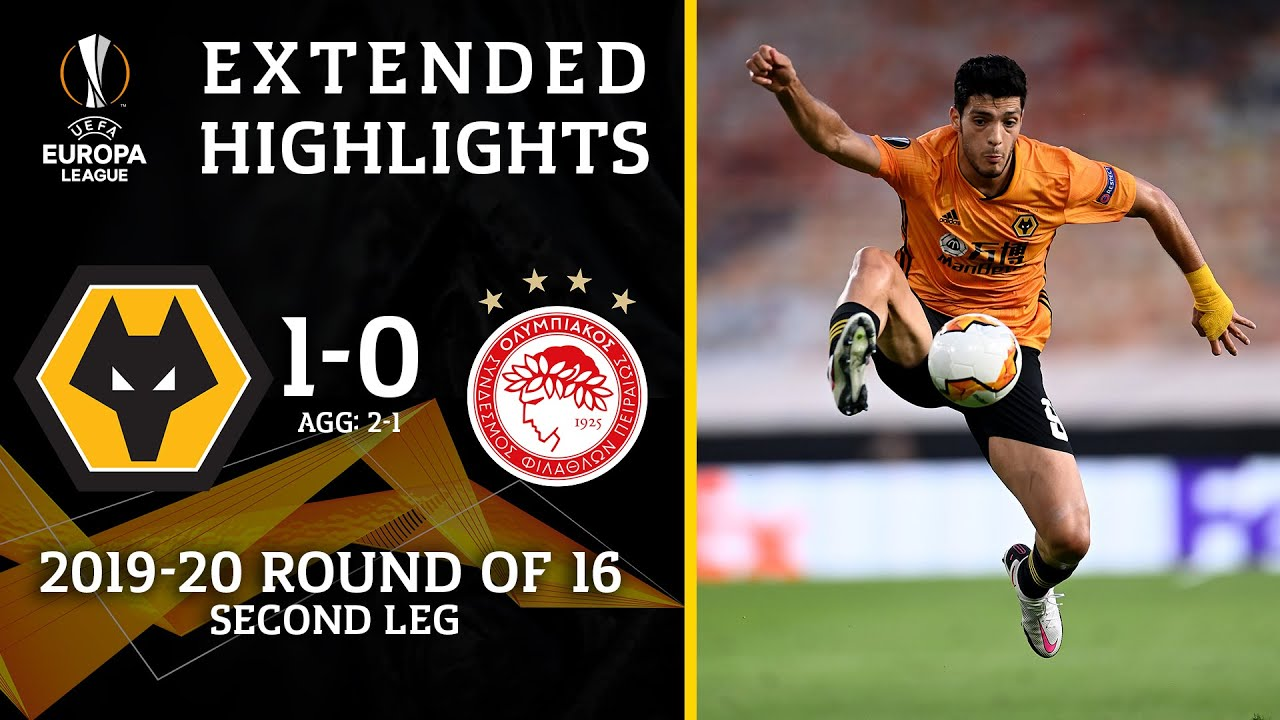 Download Wolverhampton wins vs. Olympiacos 1-0, clinching UEL quarterfinals   HIGHLIGHTS   UCL on CBS Sports