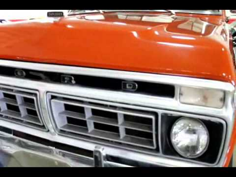 1976 Ford F150 Youtube