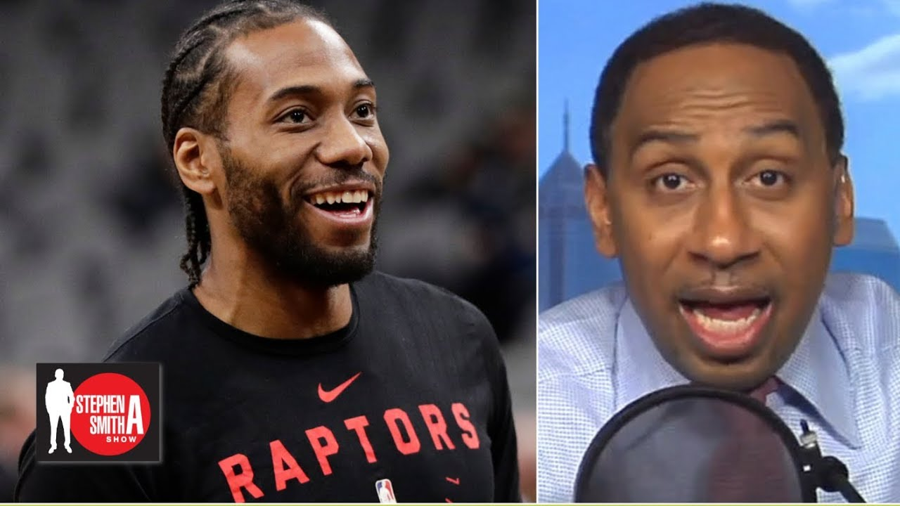 The Clippers are 'incredibly confident' about landing Kawhi Leonard   Stephen A. Smith Show