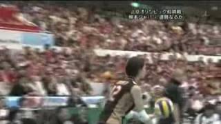 ワールドグランプリ 2008 日本vsトルコ - 第5セット