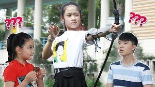 Gia đình là số 1 P2: Nhìn cách đối xử này, liền biết giữa anh Hai và Tâm Anh, Lam Chi thương ai hơn!