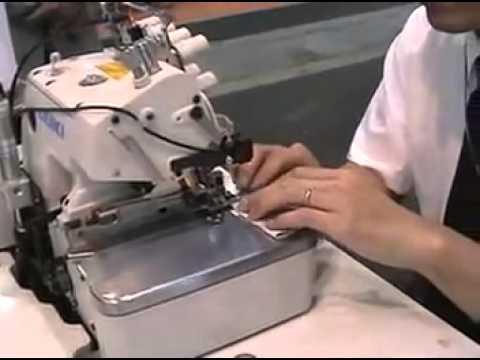 Оверлок промышленный трехниточный TEXTIMA - YouTube