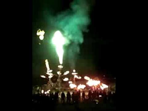Mutopia (NEW) - by Flaming Lotus Girls - Burning Man 2008