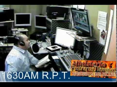 Radio Cristiana En Vivo / Live Christian Radio Studio 1630 am Revere Ma