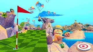 NEW WORMS UPDATE! - Golf With Friends