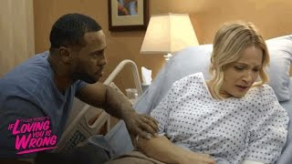 Randal Sneaks into Alex's Hospital Room | Tyler Perry's If Loving You Is Wrong | OWN
