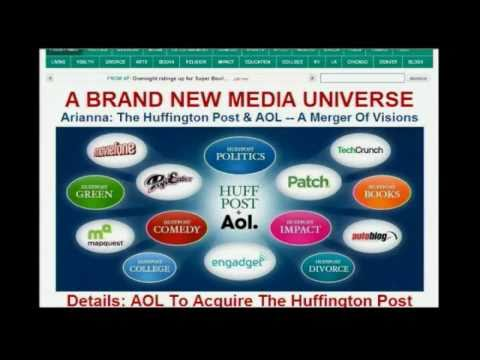Arianna Huffington Leaving Huffington Post: Bottom Line   CNBC from YouTube · Duration:  51 seconds