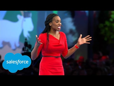 "(RED) at Dreamforce - ""Be a Customer Trailblazer"" with Marc Benioff and Special Guests"