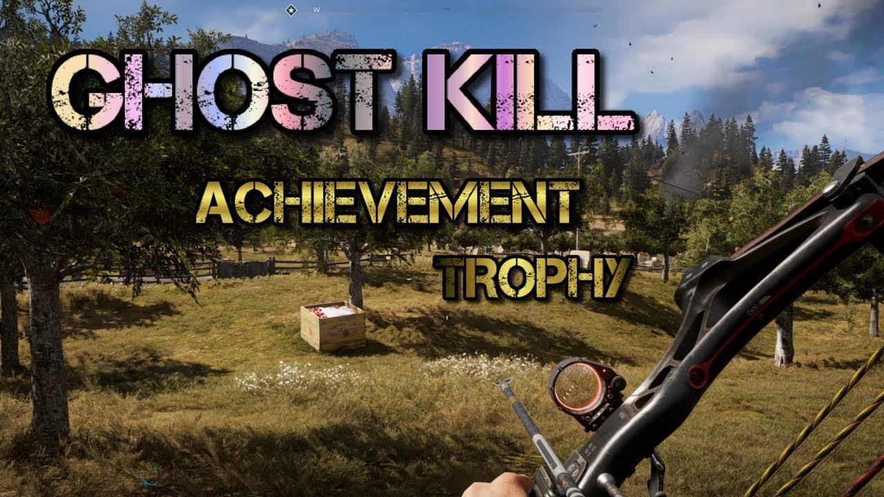 """Ghost Kill"" trophy"