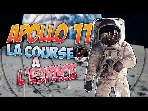 Apollo 11, les premiers pas de l'homme sur la Lune.