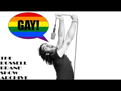 GAY! #4 With Victoria Wood | The Russell Brand Show