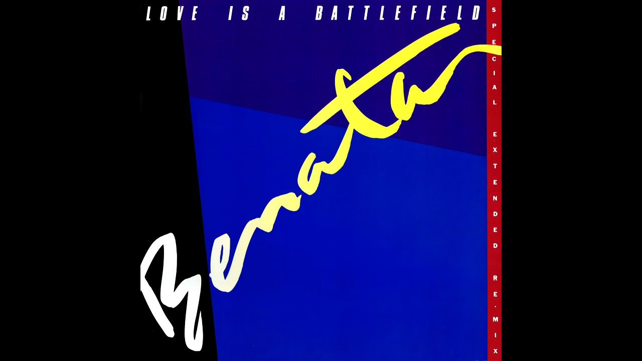 Download Pat Benatar - Love Is A Battlefield (Special Extended Remix)