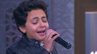 محمد أسامة يبهر جمهور