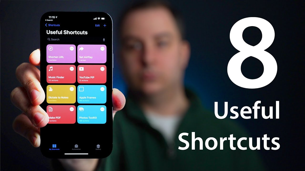 Download 8 Useful iPhone & iPad Shortcuts You Need to Know!