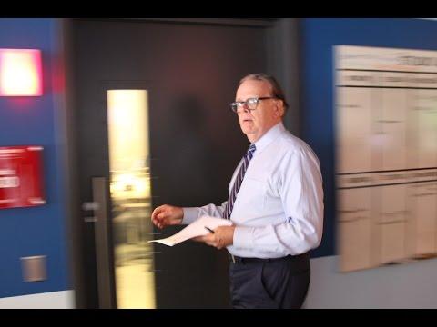 Robert Fisher Metro Morning Exit Interview
