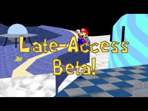 Super Mario Star Road, Post-Release Beta!