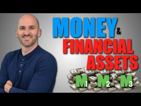 Macro: Unit 4.1 -- Money and Financial Assets