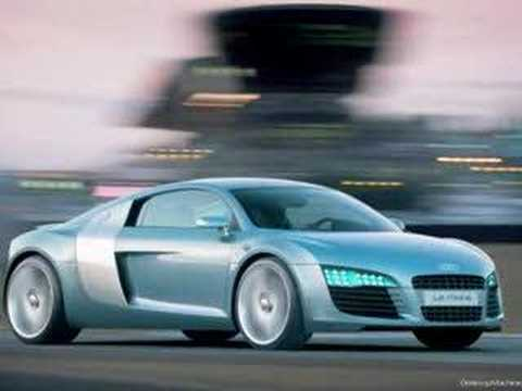 AUDI R8 CONCEPT - LE MANS QUATTRO (mr. smith-hybrid)