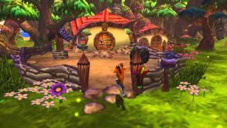 Crash Twinsanity Gameplay  — Played on XBox 360 {60 FPS}