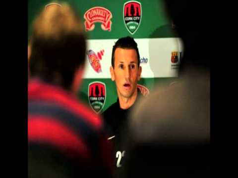 Liam Miller Audio Press Conference