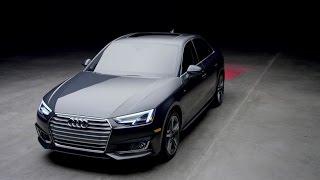 Audi A4: безопасность и системы помощи водителю(, 2016-10-31T08:48:13.000Z)