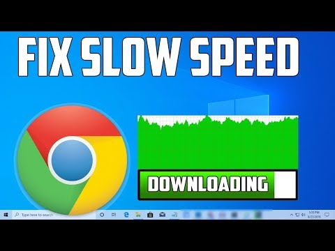How To Fix Google Chrome Slow Download Speed [Solved]