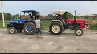 Standard DI 355 Vs Swaraj 855 | Simple Tractor tochan