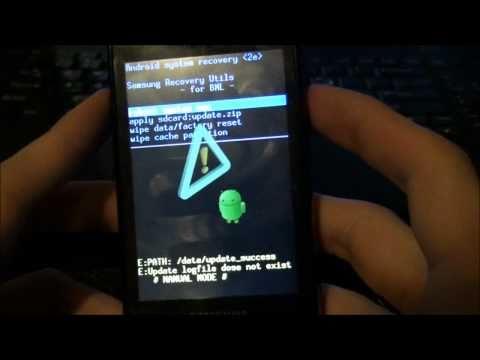 Samsung Transform How To Flash Stock Rom