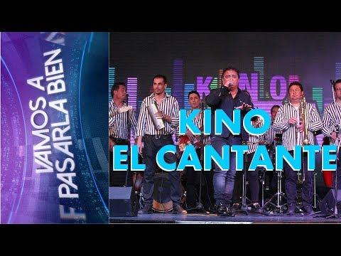 KINO EL CANTANTE | EN VIVO  | VAMOS A PASARLA BIEN | 20 DE OCTUBRE