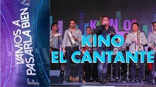 KINO EL CANTANTE   EN VIVO   VAMOS A PASARLA BIEN   20 DE OCTUBRE